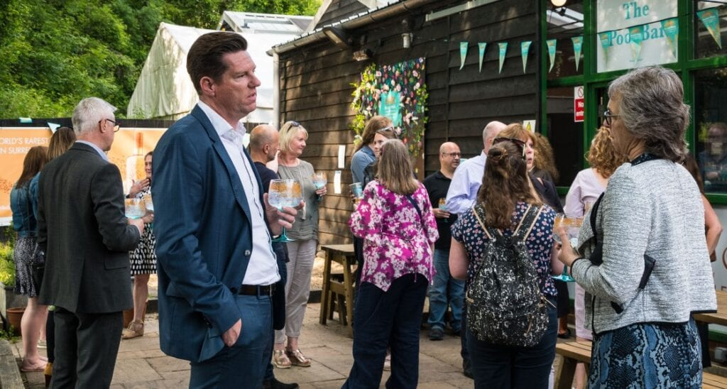 CREST Business Awards networking opportunities for like-minded people